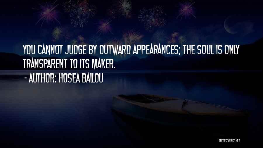 Hosea Ballou Quotes 204970