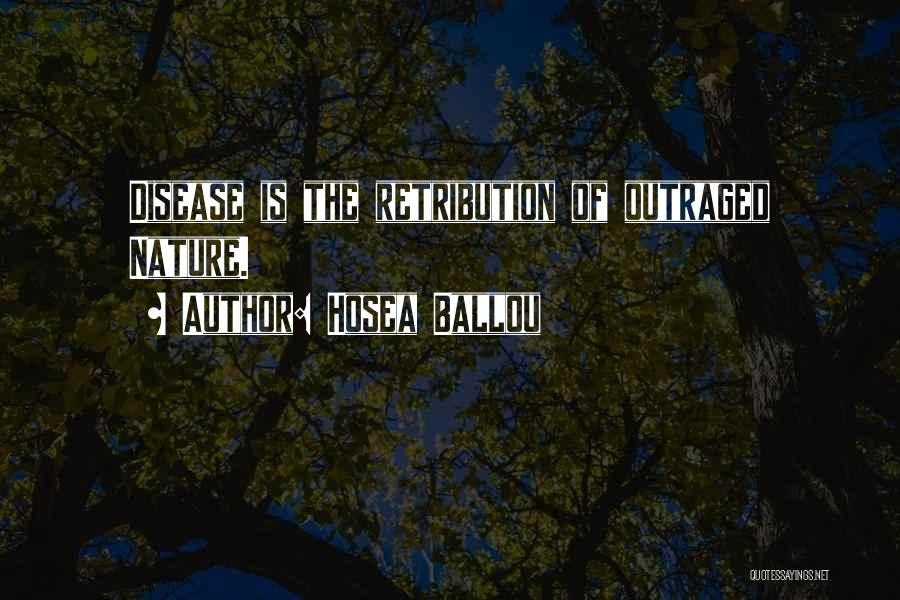 Hosea Ballou Quotes 2059496