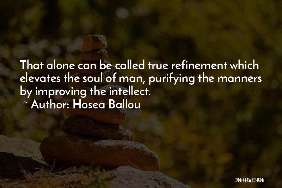 Hosea Ballou Quotes 2065822