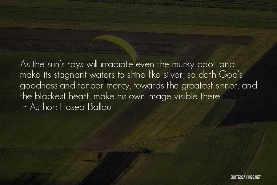 Hosea Ballou Quotes 2069366