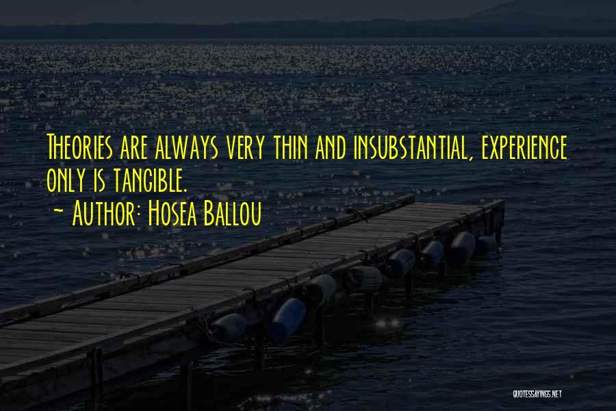 Hosea Ballou Quotes 2081185