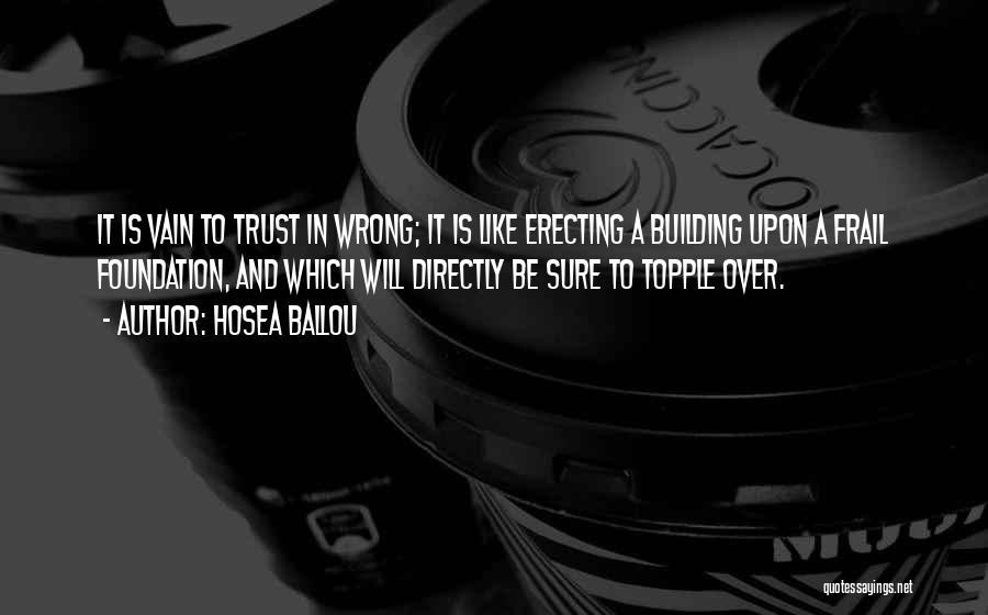 Hosea Ballou Quotes 305944