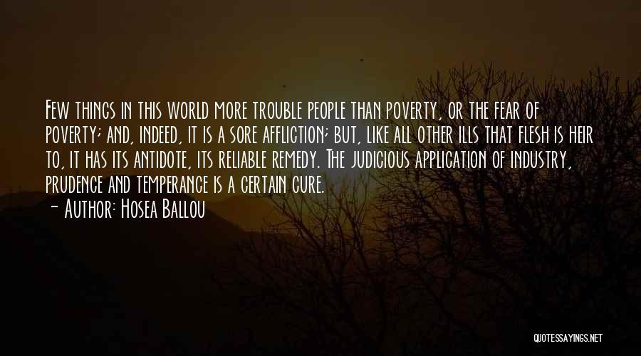 Hosea Ballou Quotes 525720