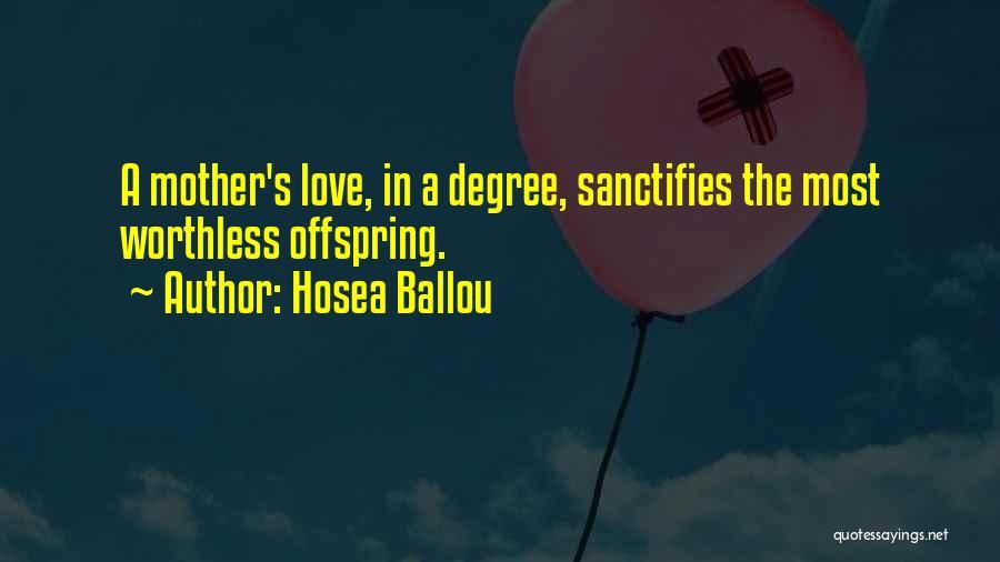 Hosea Ballou Quotes 786195