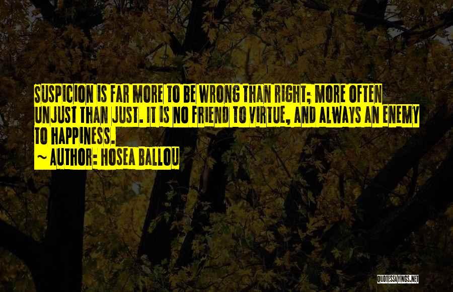 Hosea Ballou Quotes 79065
