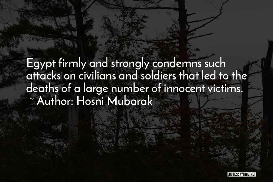 Hosni Mubarak Quotes 1044962