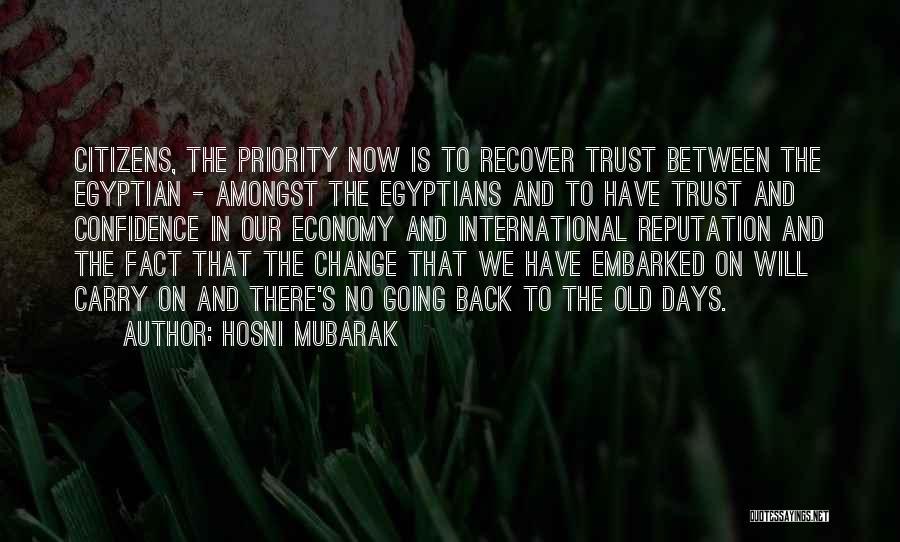 Hosni Mubarak Quotes 1328948