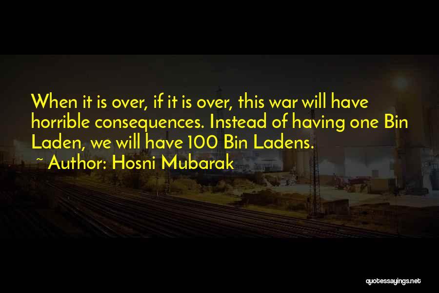 Hosni Mubarak Quotes 1458295
