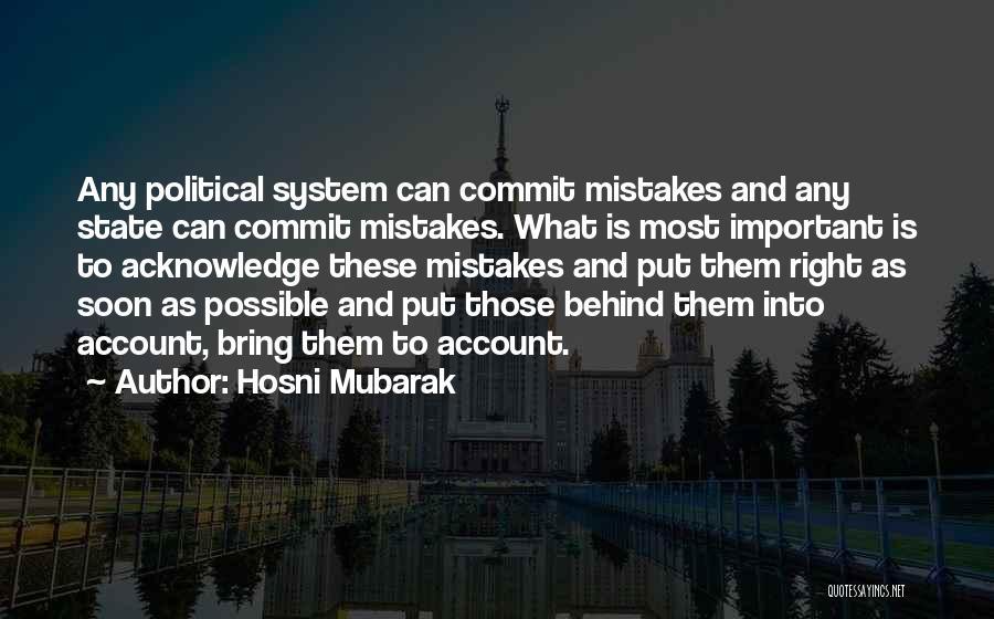 Hosni Mubarak Quotes 1975504
