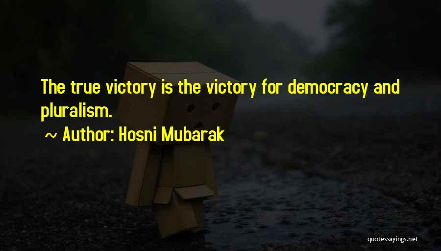 Hosni Mubarak Quotes 2024263
