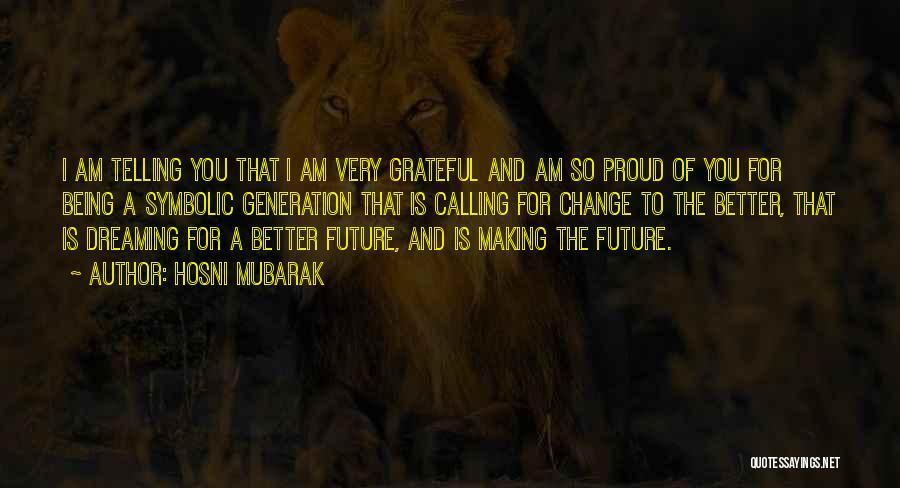 Hosni Mubarak Quotes 2186019