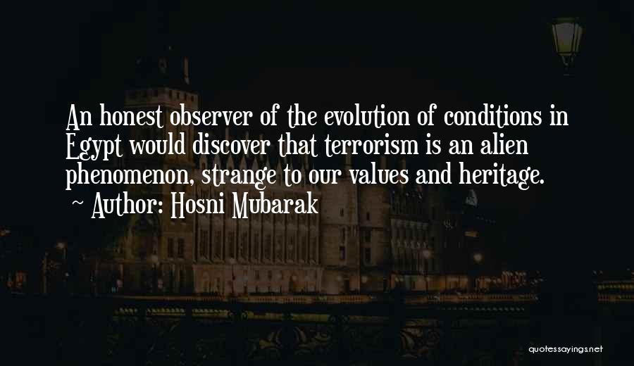 Hosni Mubarak Quotes 967890