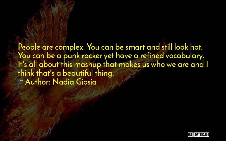 Hot And Beautiful Quotes By Nadia Giosia