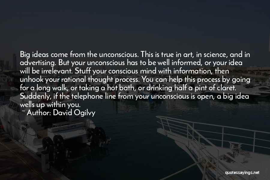 Hot Stuff Quotes By David Ogilvy