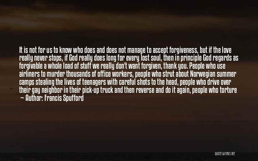 Hot Stuff Quotes By Francis Spufford