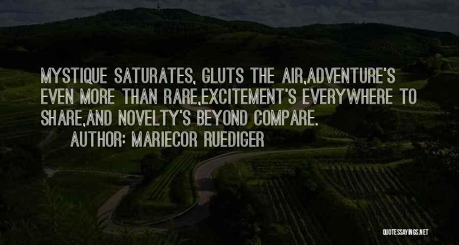 Hot Stuff Quotes By Mariecor Ruediger