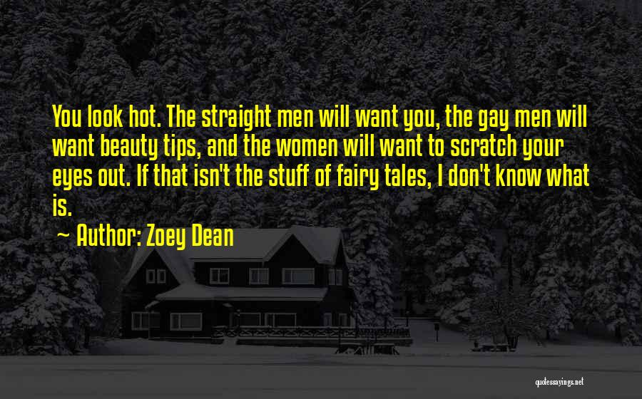 Hot Stuff Quotes By Zoey Dean