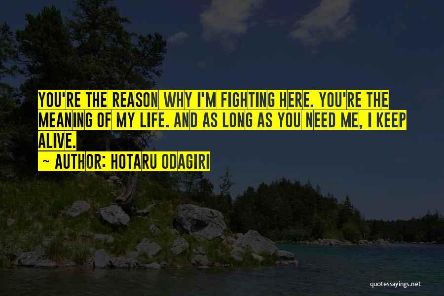 Hotaru Odagiri Quotes 1335210
