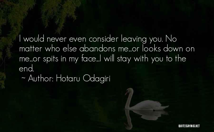 Hotaru Odagiri Quotes 528023