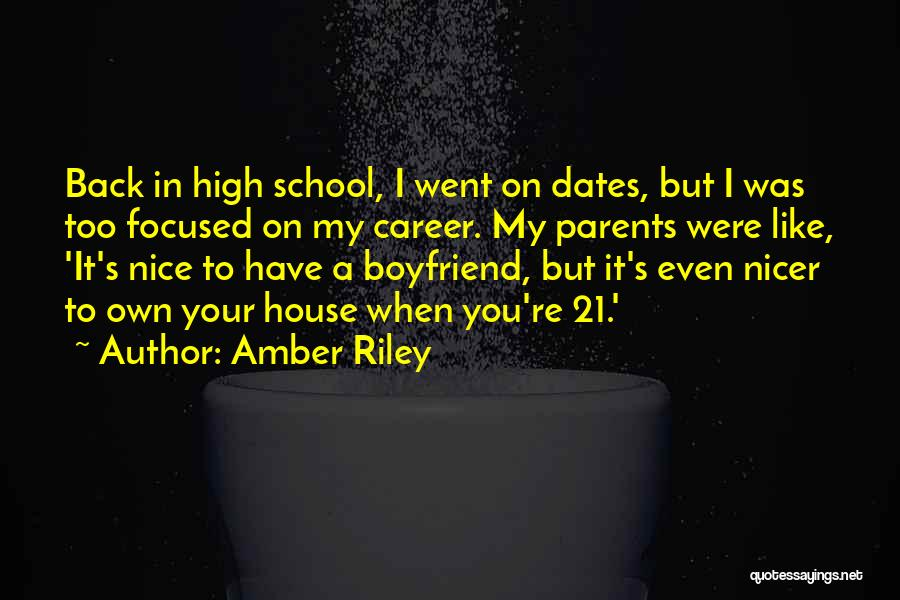 House Amber Quotes By Amber Riley