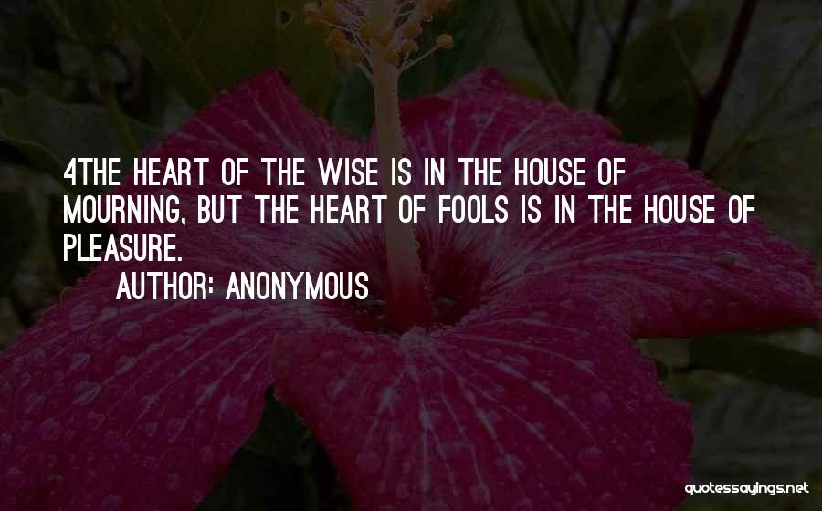 House Of Fools Quotes By Anonymous