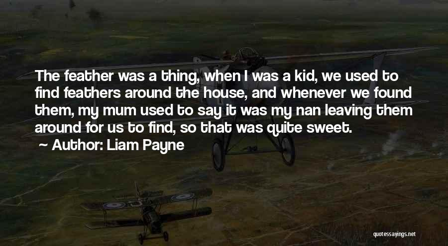 House Of Payne Quotes By Liam Payne