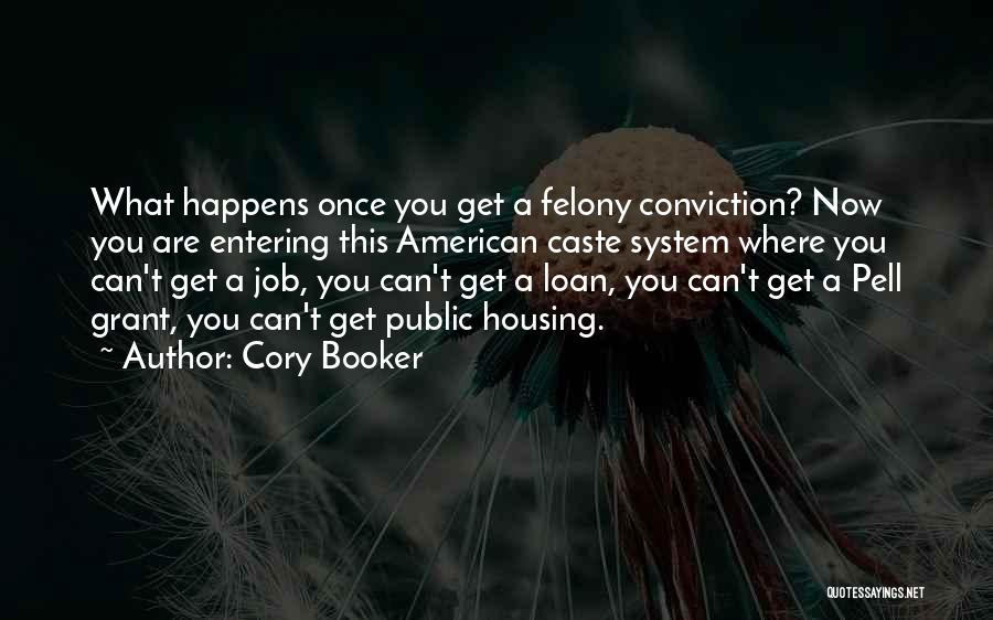 Housing Loan Quotes By Cory Booker