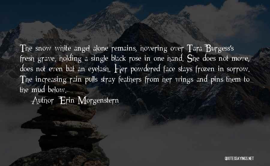 Hovering Quotes By Erin Morgenstern
