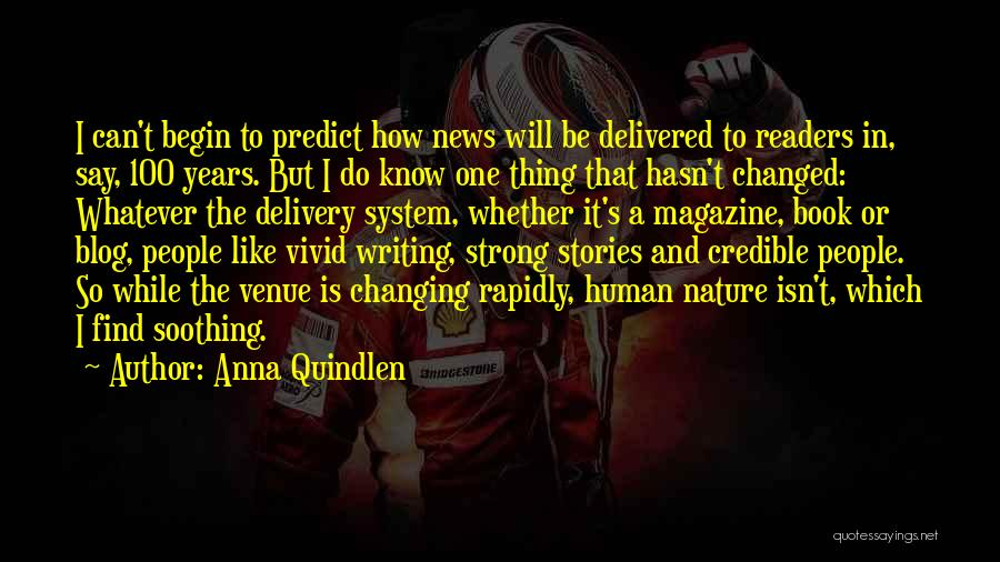 How Can I Be Strong Quotes By Anna Quindlen