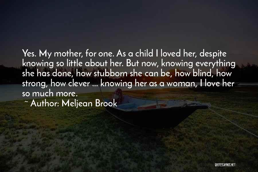How Can I Be Strong Quotes By Meljean Brook