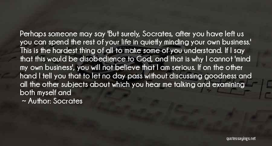 How Can I Be Strong Quotes By Socrates