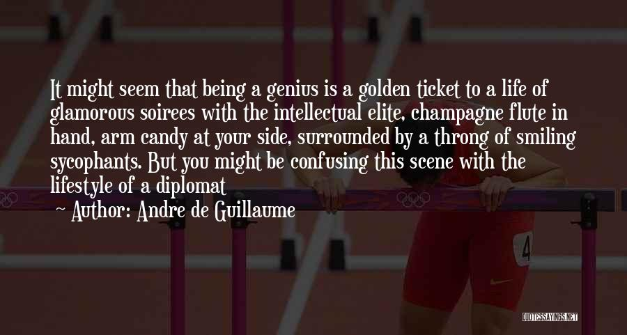 How Confusing Life Can Be Quotes By Andre De Guillaume