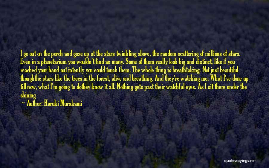 How Do I Breathe Quotes By Haruki Murakami