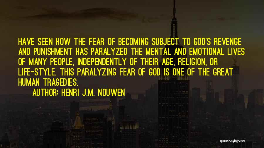 How Great God Is Quotes By Henri J.M. Nouwen