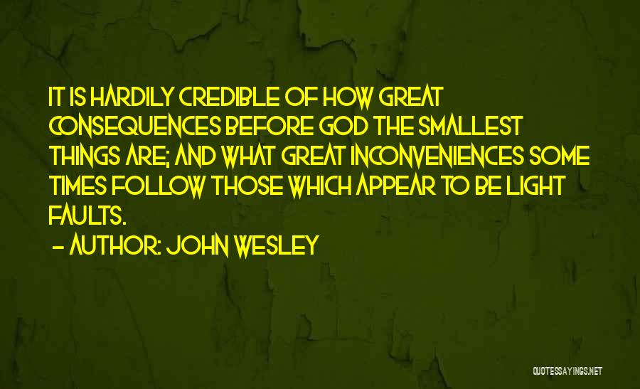 How Great God Is Quotes By John Wesley