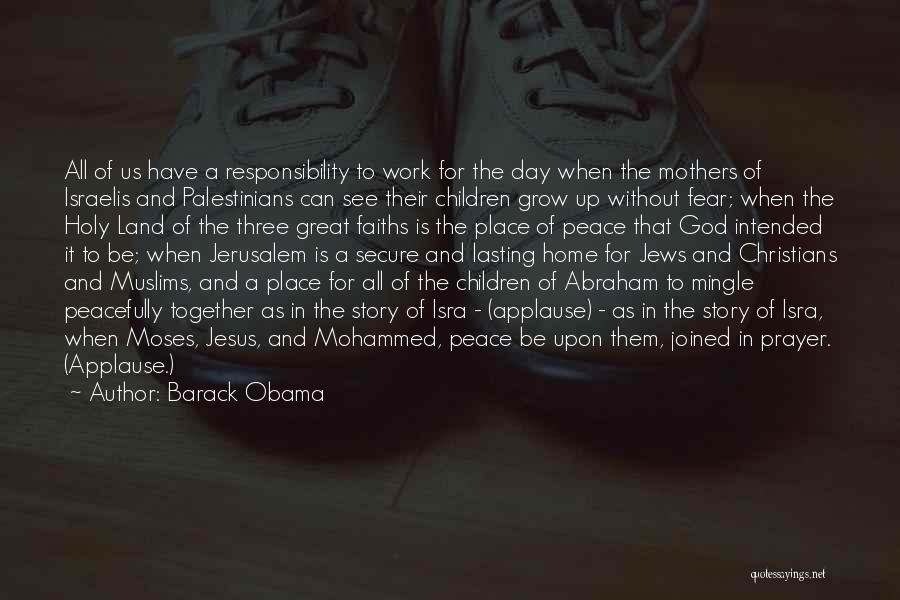 How Great Mothers Are Quotes By Barack Obama