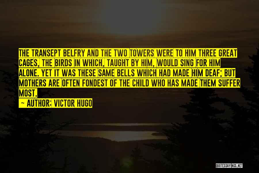 How Great Mothers Are Quotes By Victor Hugo