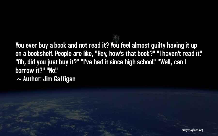 How High Funny Quotes By Jim Gaffigan