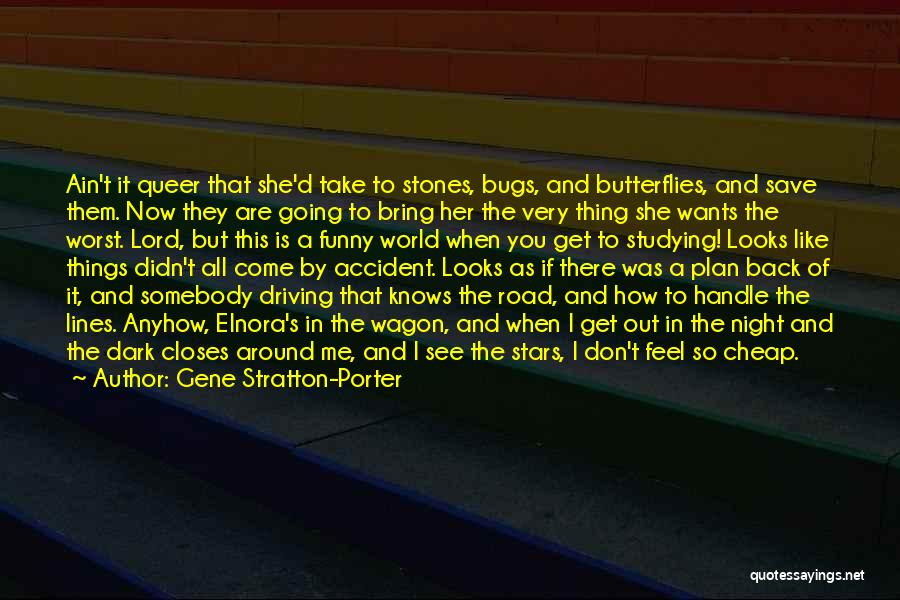 How I Feel When I See You Quotes By Gene Stratton-Porter