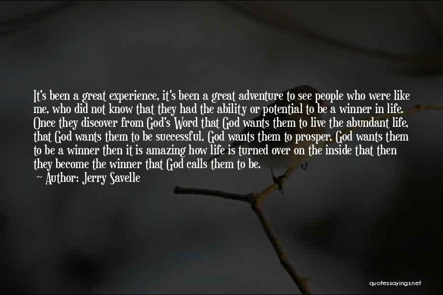 How Life Is Amazing Quotes By Jerry Savelle