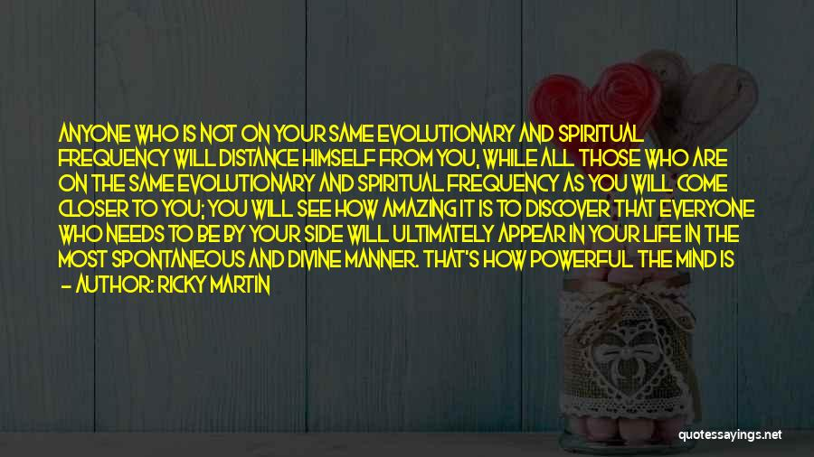 How Life Is Amazing Quotes By Ricky Martin