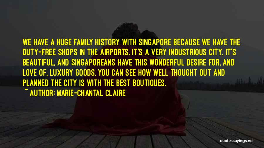 How Love Is Beautiful Quotes By Marie-Chantal Claire
