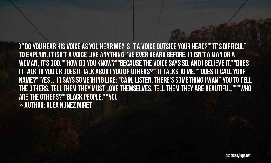 How Love Is Beautiful Quotes By Olga Nunez Miret