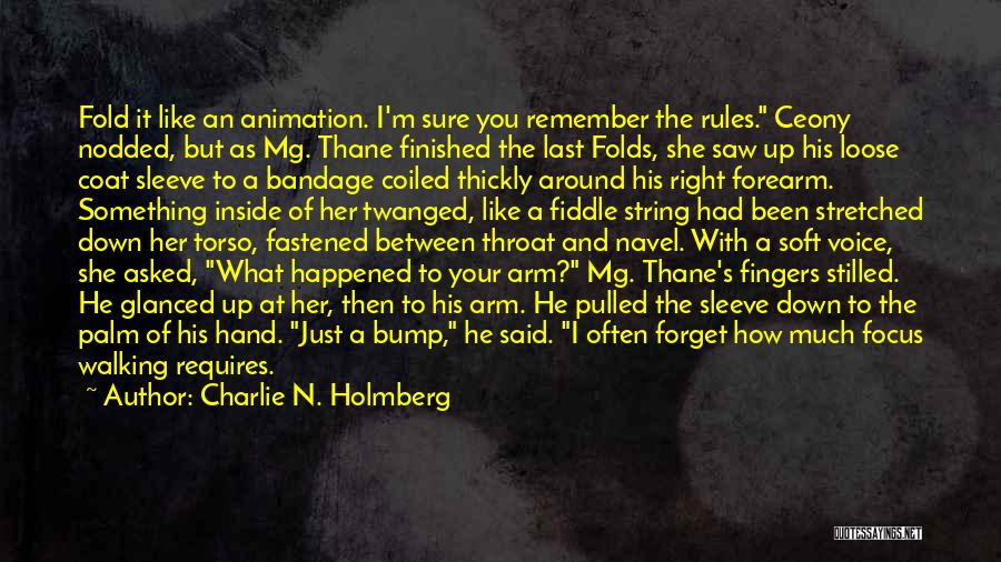 How Much You Like Her Quotes By Charlie N. Holmberg