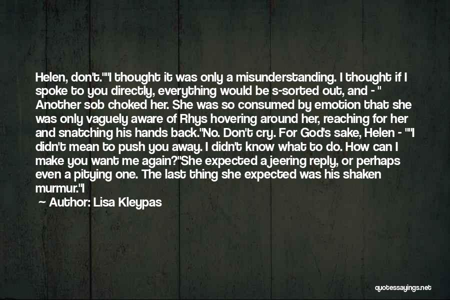 How Much You Like Her Quotes By Lisa Kleypas