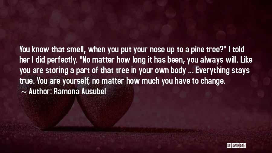 How Much You Like Her Quotes By Ramona Ausubel