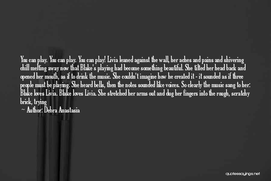 How Strong Quotes By Debra Anastasia