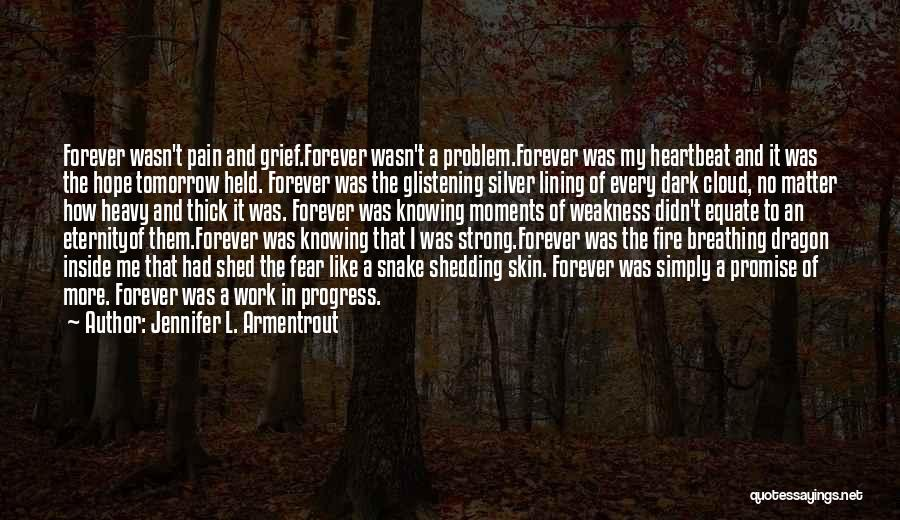 How Strong Quotes By Jennifer L. Armentrout