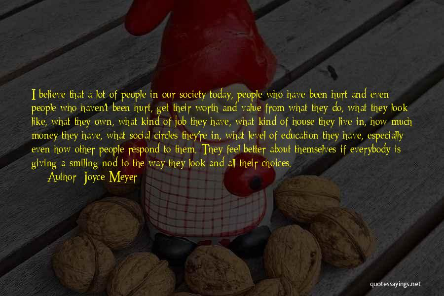 How To Live Quotes By Joyce Meyer