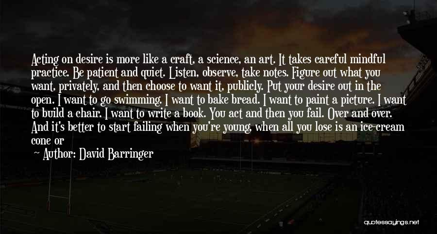 How To Love Book Quotes By David Barringer